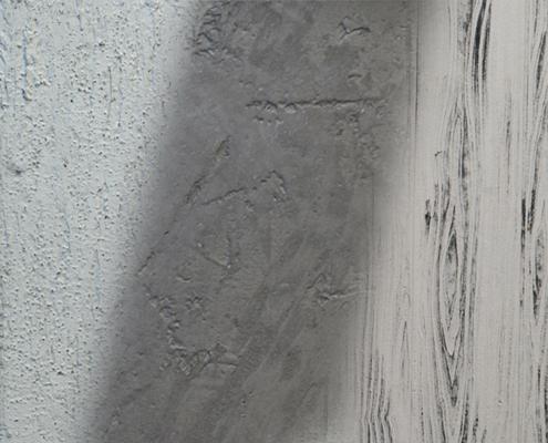 Malerei Putzoberfläche