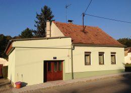 Fassadengestaltung, Einfamilienhaus