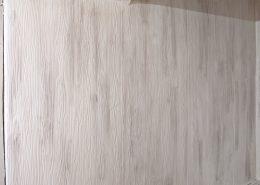 Wandgestaltung, Prägetechnik, Holzoptik
