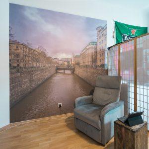 fototapete mit individuellem motiv waldherr malermeister. Black Bedroom Furniture Sets. Home Design Ideas